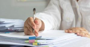 Research är en viktig del av det arbete en författare gör innan hen börjar skriva en bok.