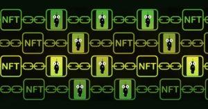 NFT Non-fungible token ebok böcker